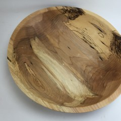 Spalted Cottonwood Bowl #3